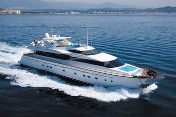 100ft Yacht ABSOLUTE KING