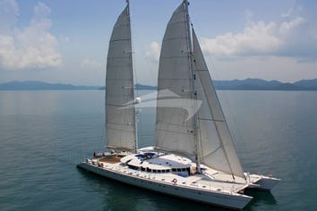 138ft Yacht DOUCE FRANCE
