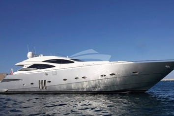 89ft Yacht TIGER LILY