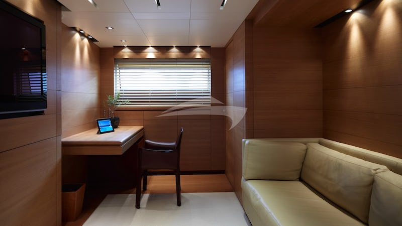 Study/Convertible Cabin