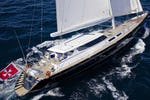 ALLURE A sail yacht charter in