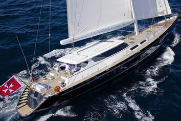132ft Yacht ALLURE A