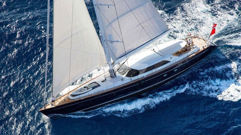 Yacht Charter STATE OF GRACE