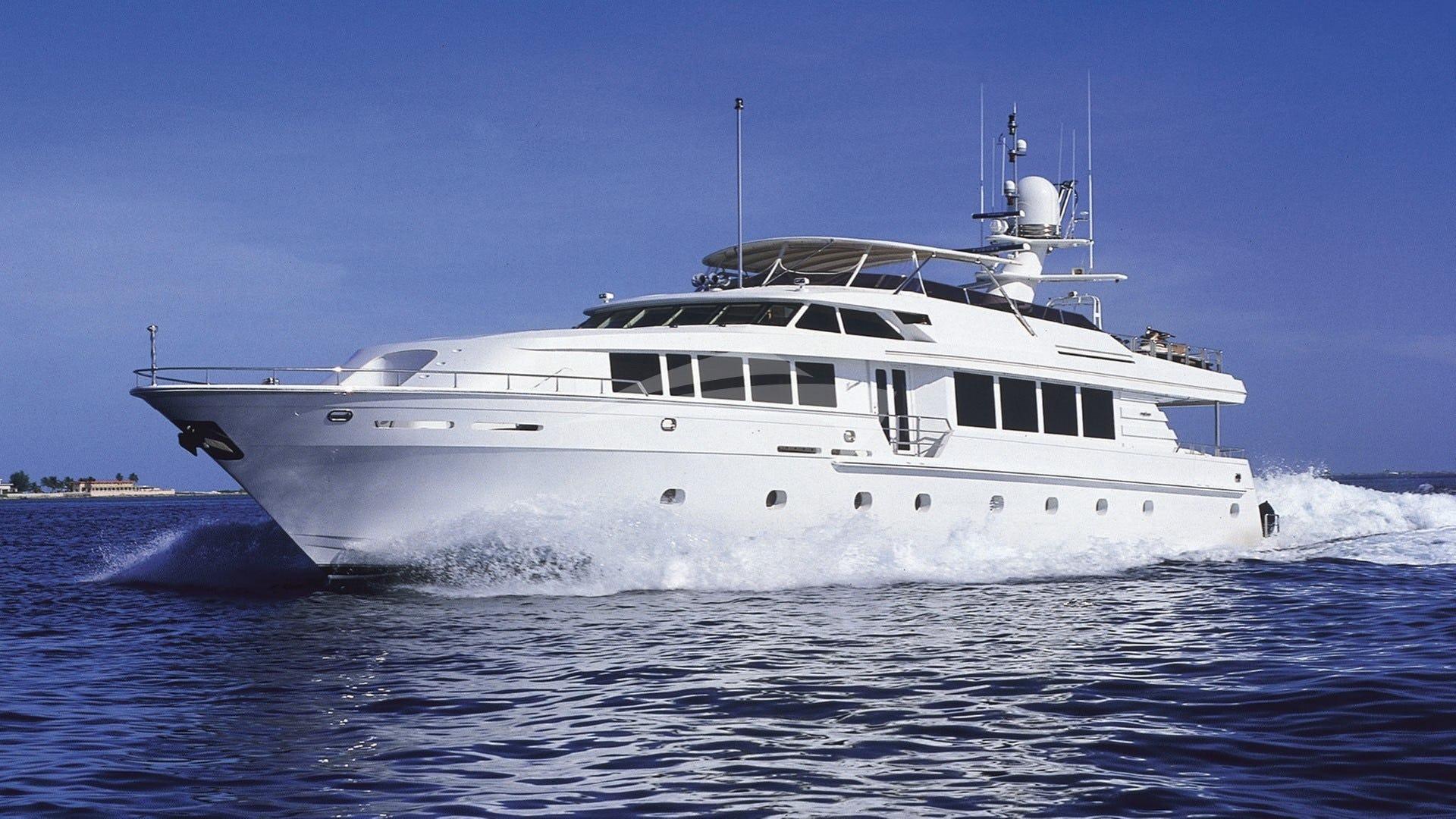 Yacht SAVANNAH Charter Yacht