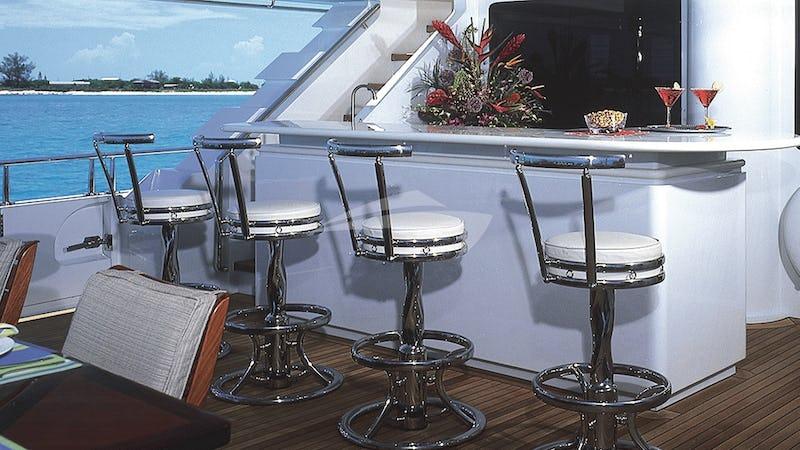 Aft Deck Bar