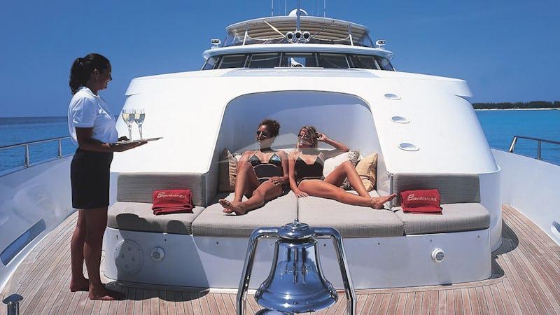 Sun Deck Fwd