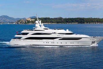 Silver Angel Superyacht Charter