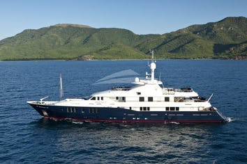 179ft Yacht SEQUEL P