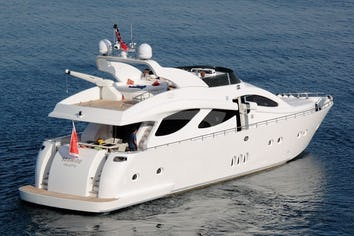 80ft Yacht SEAWIDE