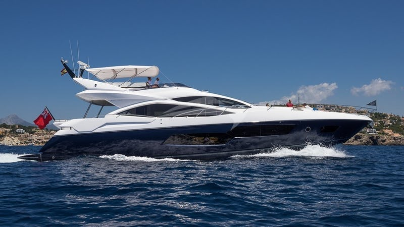 Yacht Charter SEAWATER