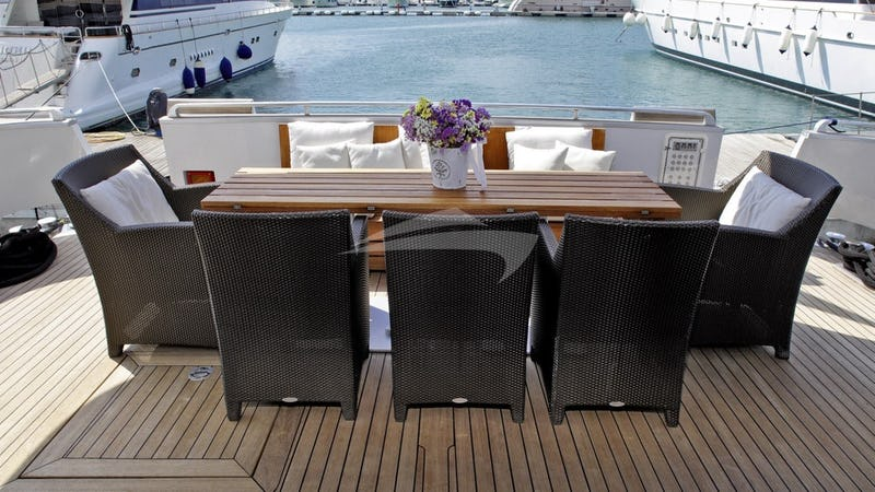 TROPICANA :: Aft Deck Seating