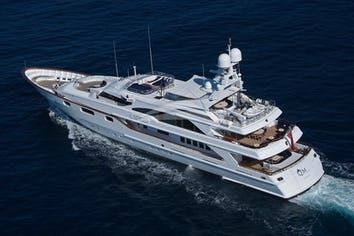 164ft Yacht AIR