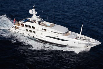 170ft Yacht LA MIRAGE