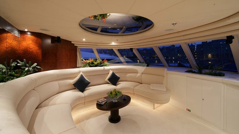 Forward Observation Lounge
