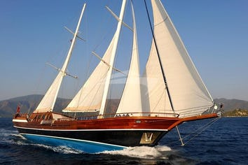 118ft Yacht QUEEN OF DATCA