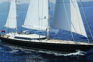 176ft Yacht PARSIFAL III
