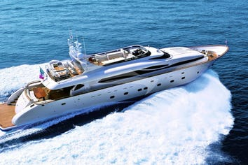 115ft Yacht PARIS A