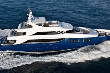 147ft Yacht IPANEMAS