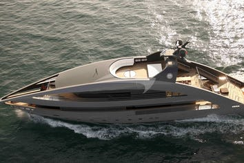 134ft Yacht OCEAN EMERALD