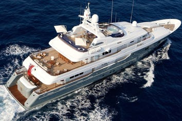 163ft Yacht MOSAIQUE