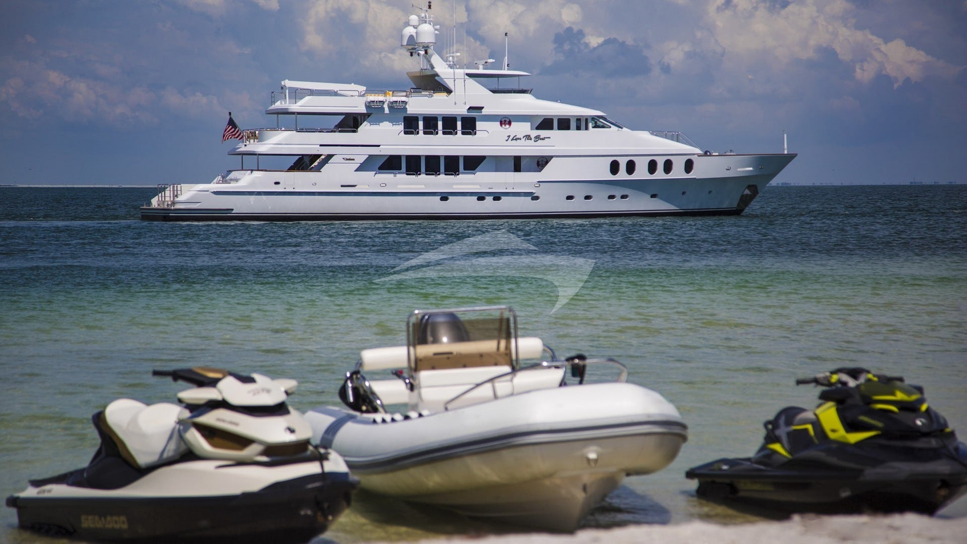 Yacht I LOVE THIS BOAT Charter Yacht