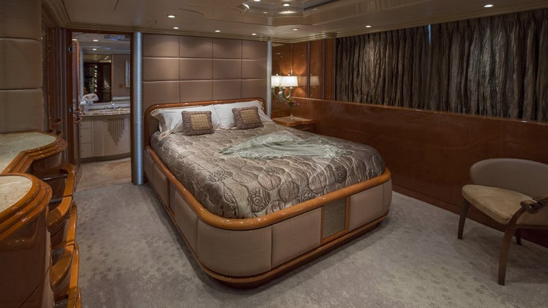I LOVE THIS BOAT :: Port Queen Stateroom