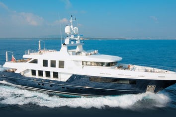 137ft Yacht CLICIA