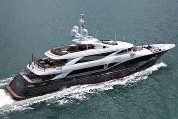 164ft Yacht LIBERTY