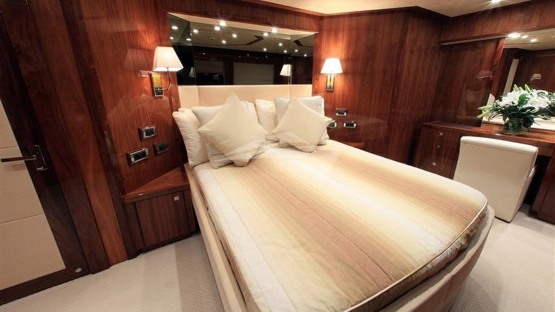 BARRACUDA RED SEA :: VIP Stateroom