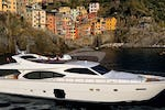 LAVITALEBELA power yacht charter in