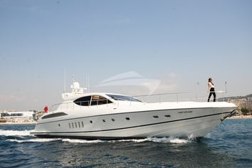 78ft Yacht LADY SPLASH