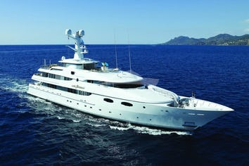 190ft Yacht LADY SHERIDAN
