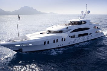 187ft Yacht LIBERTY