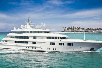 224ft Yacht LADY E