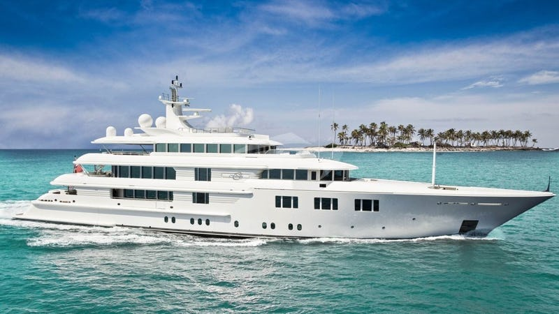 LADY E Yacht for Charter