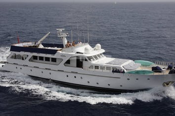 98ft Yacht LADY ROXANNE