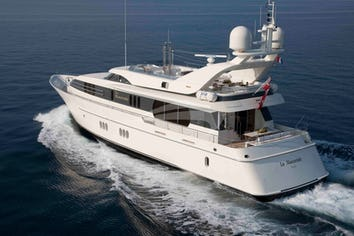 98ft Yacht LA MASCARADE
