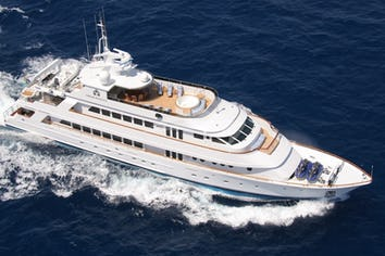 149ft Yacht IONIAN PRINCESS