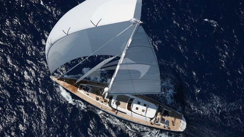 Yacht Charter HYPERION