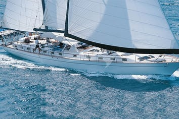 71ft Yacht HIGH ASPECT