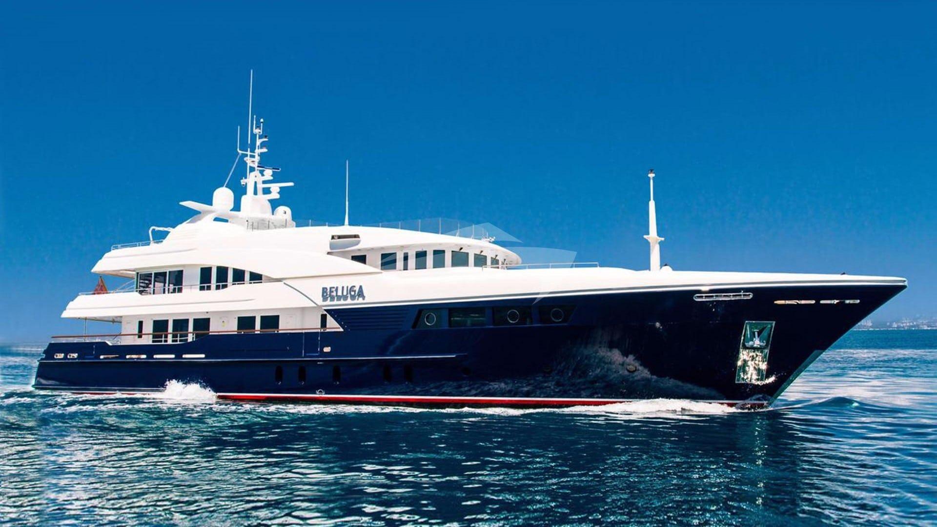 Yacht AMADEUS Charter Yacht