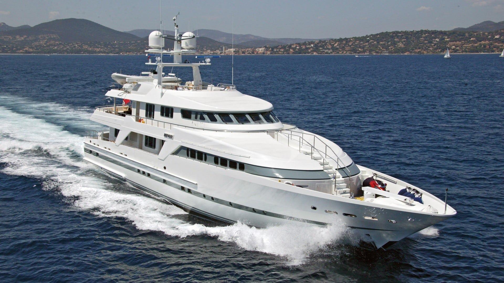Yacht DEEP BLUE II Charter Yacht