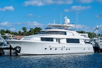 111ft Yacht WILD KINGDOM
