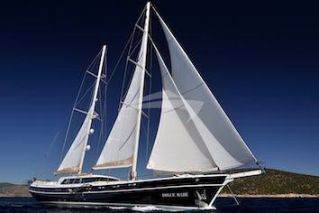 118ft Yacht DOLCE MARE