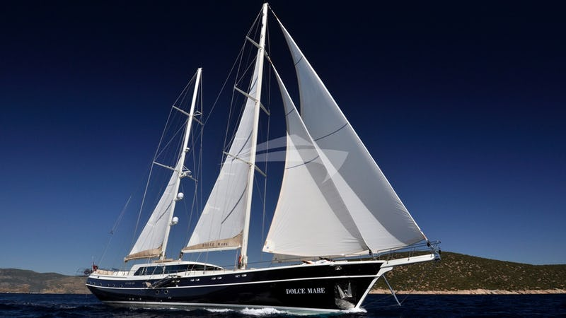 Yacht Charter DOLCE MARE