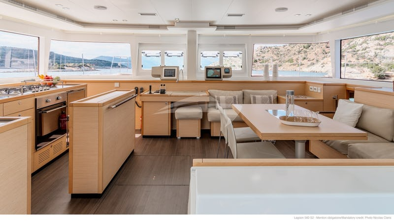 Galley and Dining