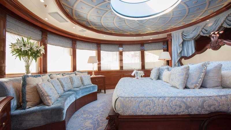 ST DAVID Superyacht for charter