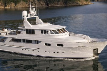 110ft Yacht CHRISTINA G