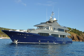 113ft Yacht PRINCESS ILUKA
