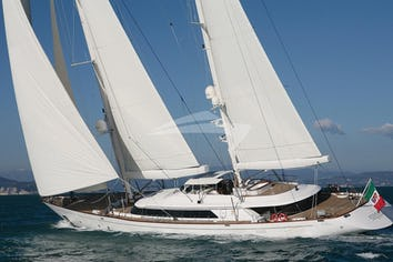 183ft Yacht ROSEHEARTY